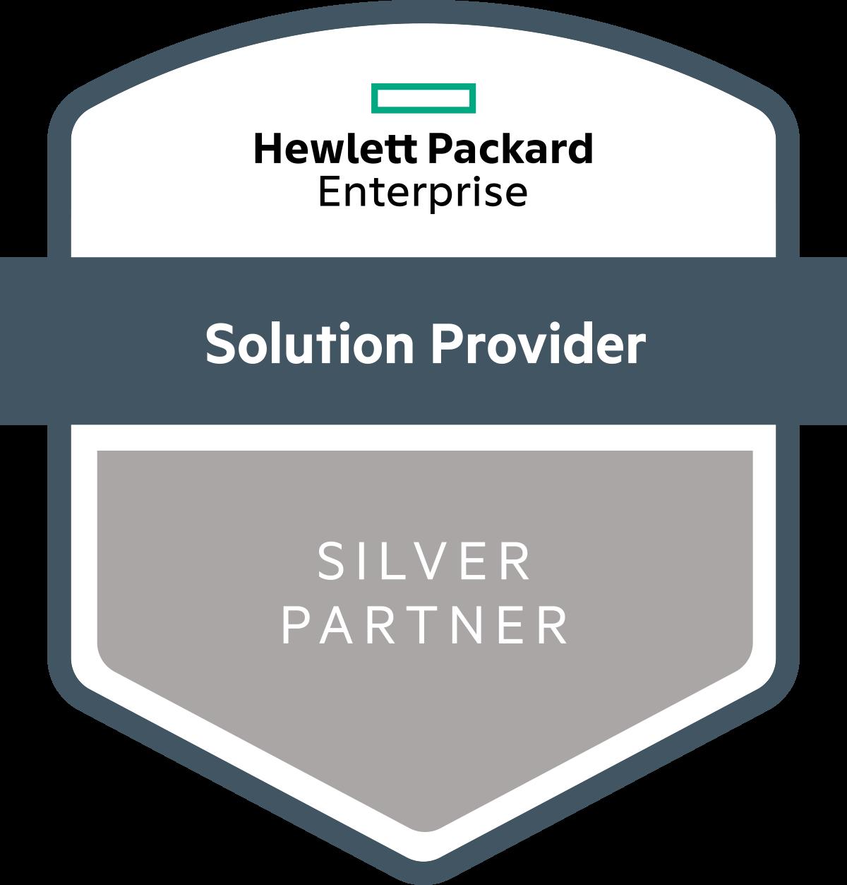 Hewlet Packard - Solution Provider